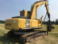 KOMATSU Leśnictwo - Rozdrabniacz PC200LC-7 equipment  photo 3