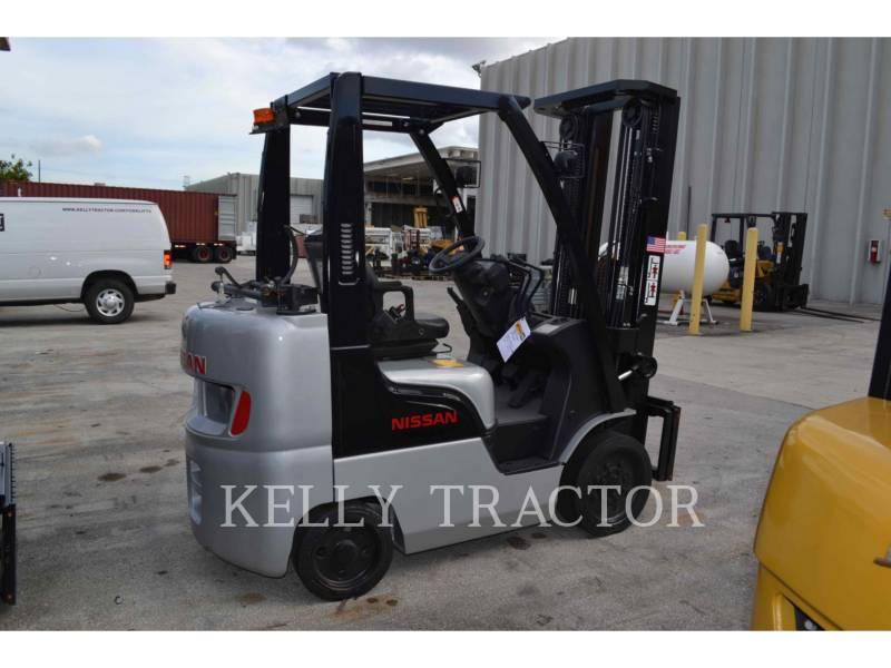 NISSAN FORKLIFTS フォークリフト CF50LP equipment  photo 5