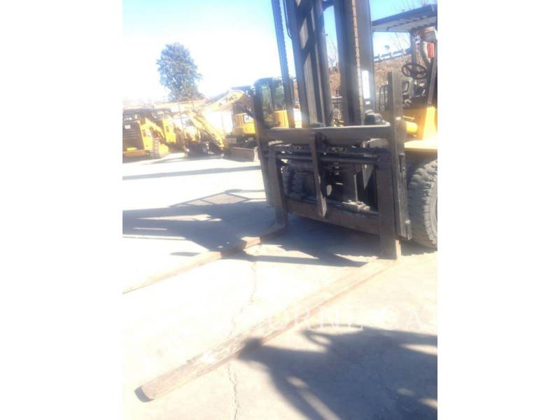 CATERPILLAR FORKLIFTS DP90D equipment  photo 7