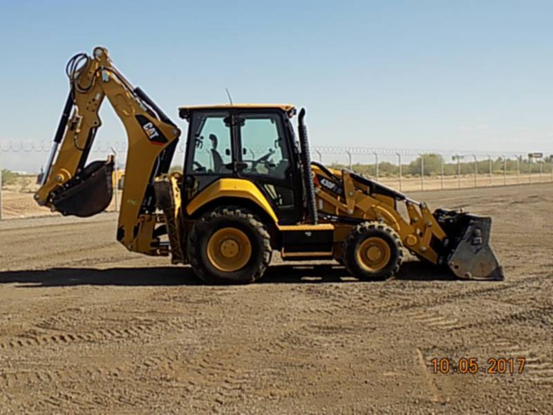 CATERPILLAR CHARGEUSES-PELLETEUSES 430F2IT equipment  photo 6