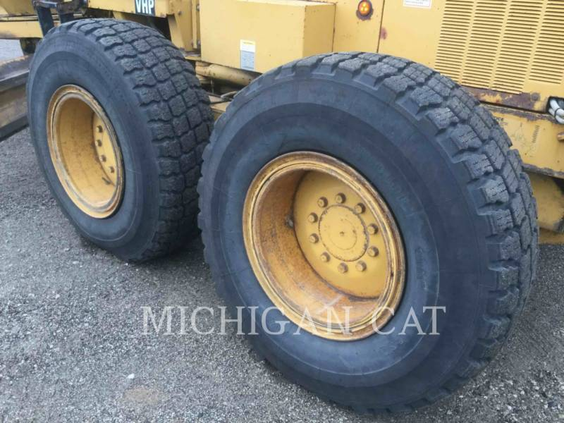 CATERPILLAR NIVELEUSES 143H equipment  photo 15