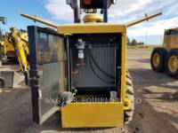 CATERPILLAR VIBRATORY SINGLE DRUM PAD CP34 equipment  photo 7