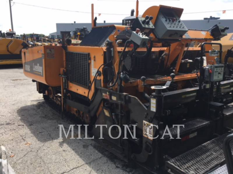 LEE-BOY ASPHALT PAVERS 8616B equipment  photo 6