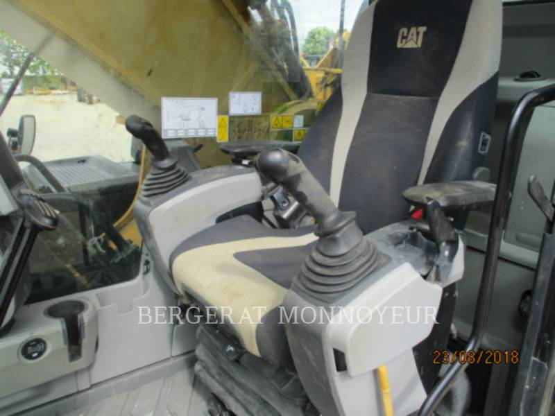 CATERPILLAR KETTEN-HYDRAULIKBAGGER 349ELVG equipment  photo 10