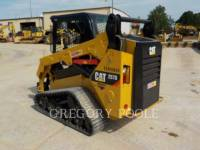 CATERPILLAR MULTITERREINLADERS 257D equipment  photo 8