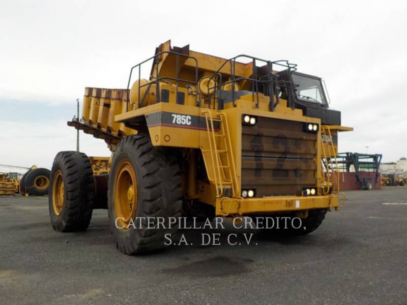 CATERPILLAR CAMIONES RÍGIDOS 785C equipment  photo 2