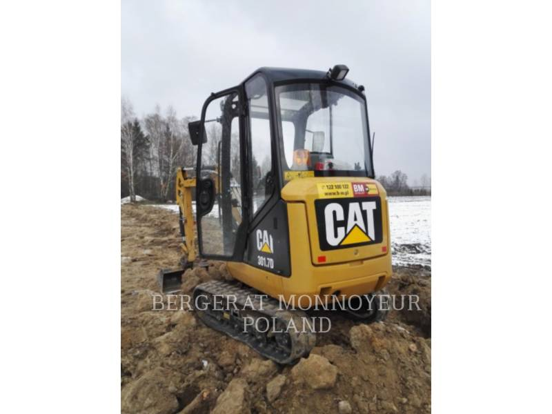 CATERPILLAR PELLES SUR CHAINES 301.7 D equipment  photo 7