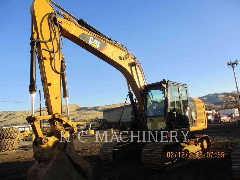 CATERPILLAR トラック油圧ショベル 316E equipment  photo 1