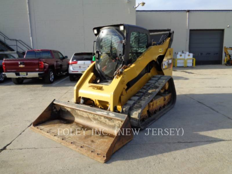 CATERPILLAR MINICARGADORAS 299D equipment  photo 15