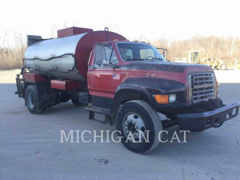 FORD TRUCK CAMIONS ROUTIERS F-SERIES  equipment  photo 2