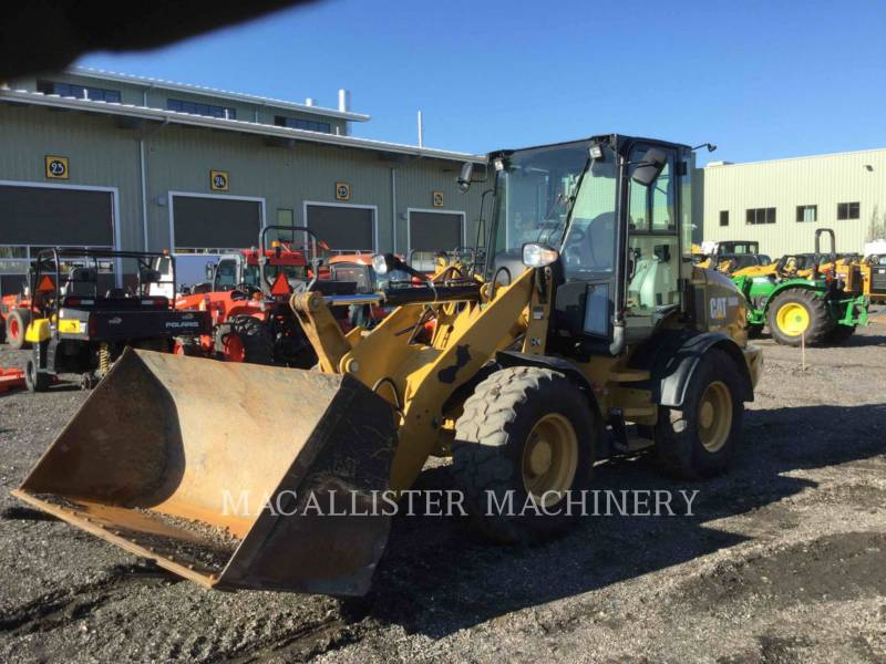 CATERPILLAR RADLADER/INDUSTRIE-RADLADER 908M equipment  photo 1