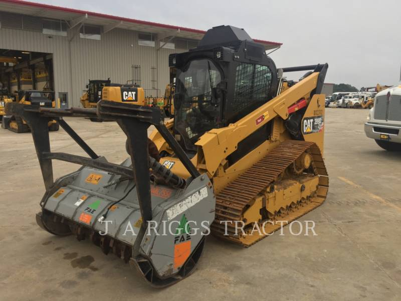 CATERPILLAR SKID STEER LOADERS 299DX ALM equipment  photo 1