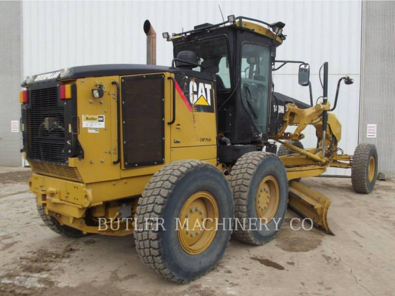 CATERPILLAR MOTOR GRADERS 140 M VHP equipment  photo 4