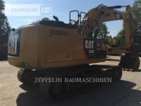 CATERPILLAR KETTEN-HYDRAULIKBAGGER 329ELN equipment  photo 5