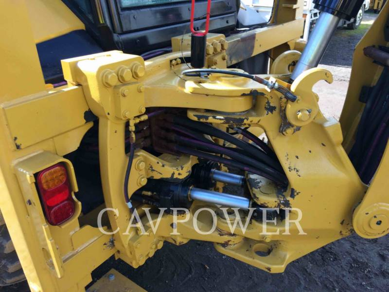 CATERPILLAR GRAAF-LAADCOMBINATIES 444F2LRC equipment  photo 14