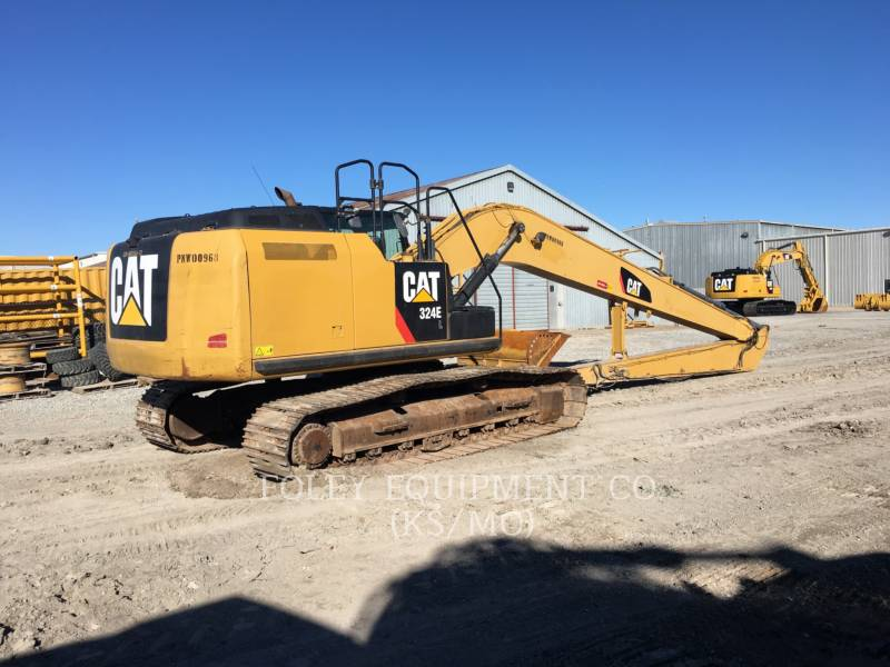 Caterpillar EXCAVATOARE PE ŞENILE 324EL equipment  photo 3
