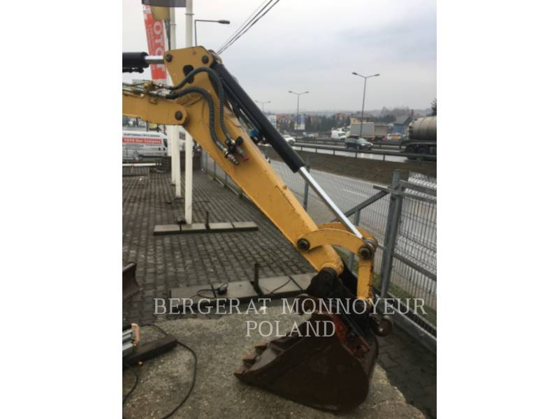 CATERPILLAR TRACK EXCAVATORS 305D CR equipment  photo 17