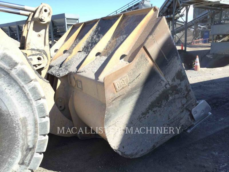 CATERPILLAR RADLADER/INDUSTRIE-RADLADER 980H equipment  photo 9
