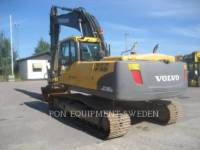 VOLVO CONSTRUCTION EQUIP BRASIL TRACK EXCAVATORS EC240 CNL equipment  photo 4