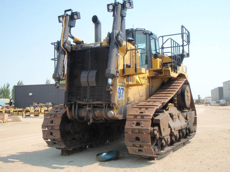 CATERPILLAR KETTENDOZER D11T equipment  photo 4