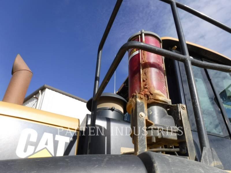 CATERPILLAR CHARGEURS SUR PNEUS/CHARGEURS INDUSTRIELS 980H equipment  photo 5