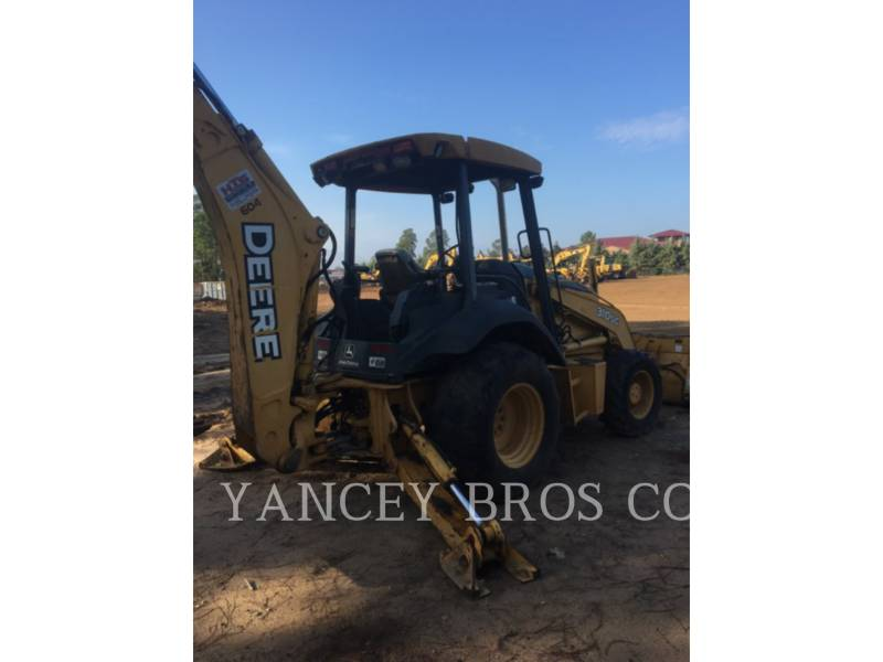 DEERE & CO. BACKHOE LOADERS 310SG equipment  photo 3