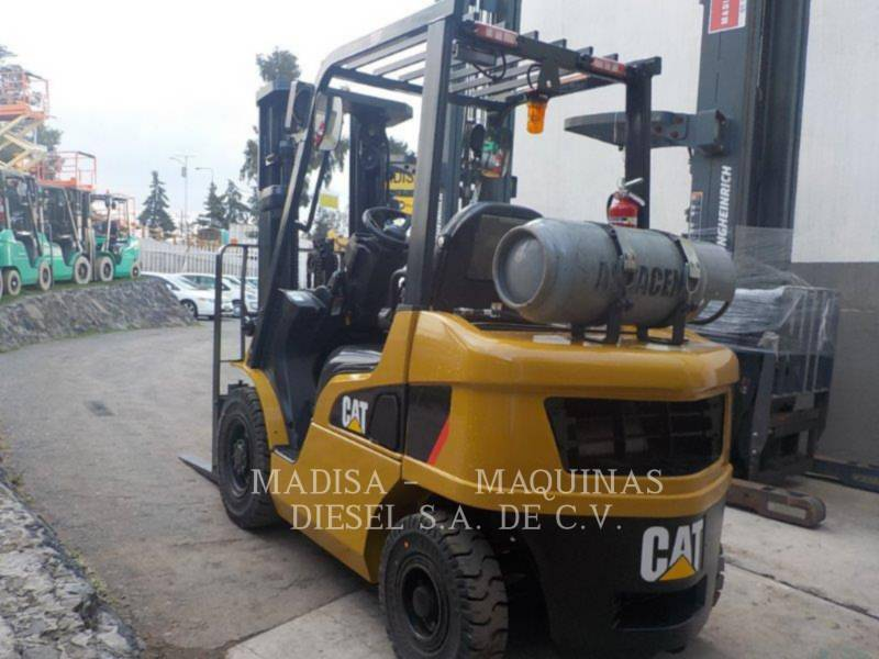 CATERPILLAR LIFT TRUCKS ELEVATOARE CU FURCĂ 2P5000 equipment  photo 2