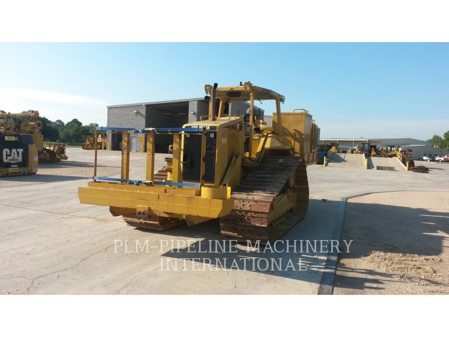 2005 Used CATERPILLAR D6NLGP