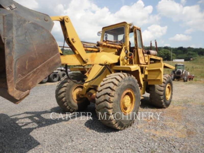 MASSEY HARRIS WHEEL LOADERS/INTEGRATED TOOLCARRIERS MF66 equipment  photo 1
