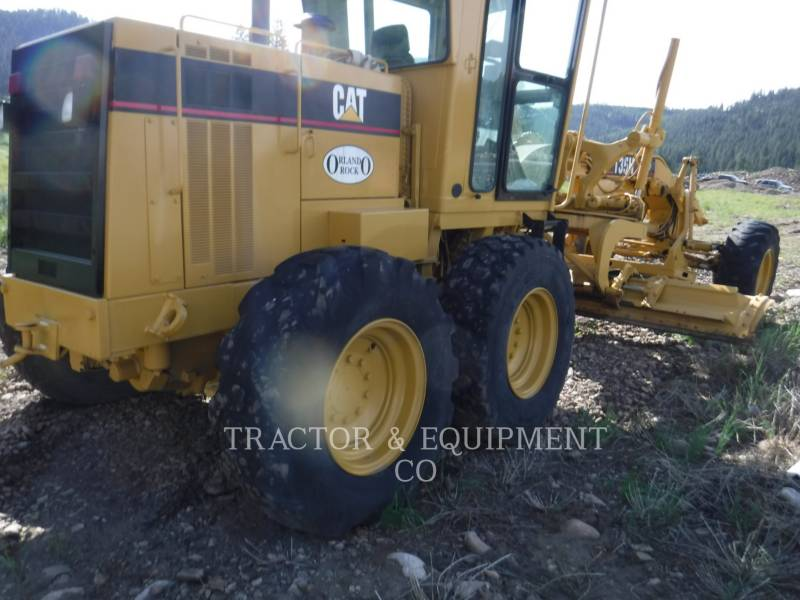 CATERPILLAR MOTOR GRADERS 135H equipment  photo 5