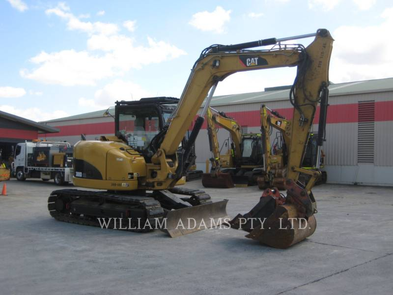 CATERPILLAR KETTEN-HYDRAULIKBAGGER 308 D CR equipment  photo 4