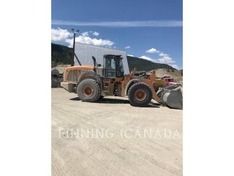 CASE WHEEL LOADERS/INTEGRATED TOOLCARRIERS 1121 F equipment  photo 2