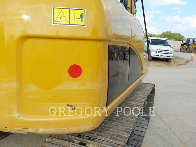 CATERPILLAR ESCAVATORI CINGOLATI 312D equipment  photo 12