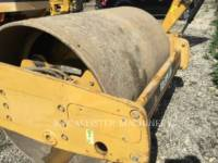 CATERPILLAR VIBRATORY SINGLE DRUM SMOOTH CS-433E equipment  photo 13