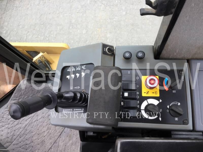 CATERPILLAR EINZELVIBRATIONSWALZE, GLATTBANDAGE CS56 equipment  photo 13