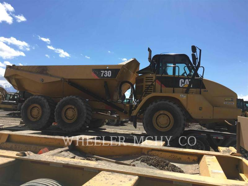 CATERPILLAR ARTICULATED TRUCKS 730 TG equipment  photo 15