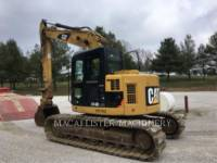 CATERPILLAR KETTEN-HYDRAULIKBAGGER 314DLCR equipment  photo 1