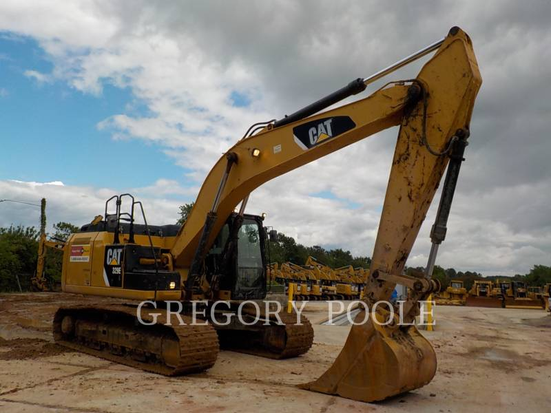 CATERPILLAR トラック油圧ショベル 329E L equipment  photo 4