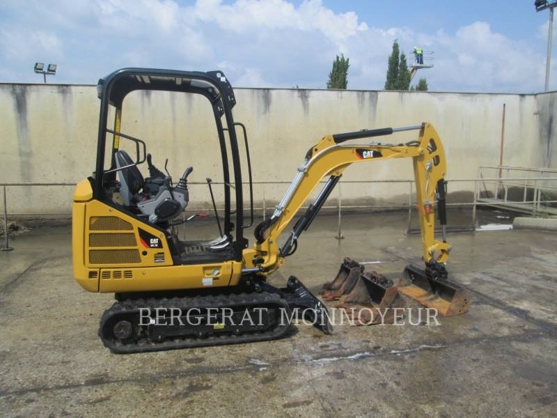 CATERPILLAR KETTEN-HYDRAULIKBAGGER 301.7D equipment  photo 6