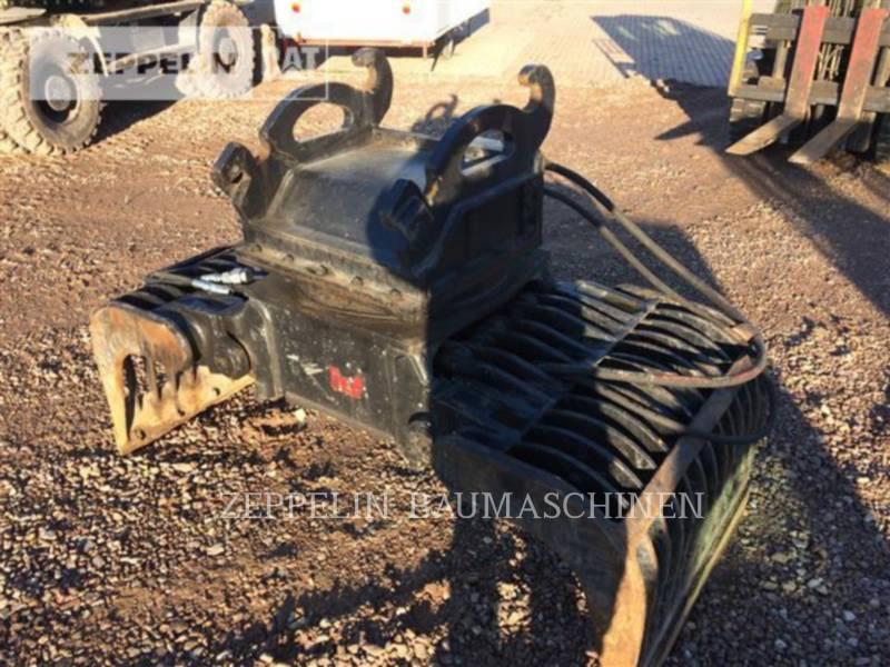VERACHTERT AG - GREIFER VRG25 equipment  photo 2