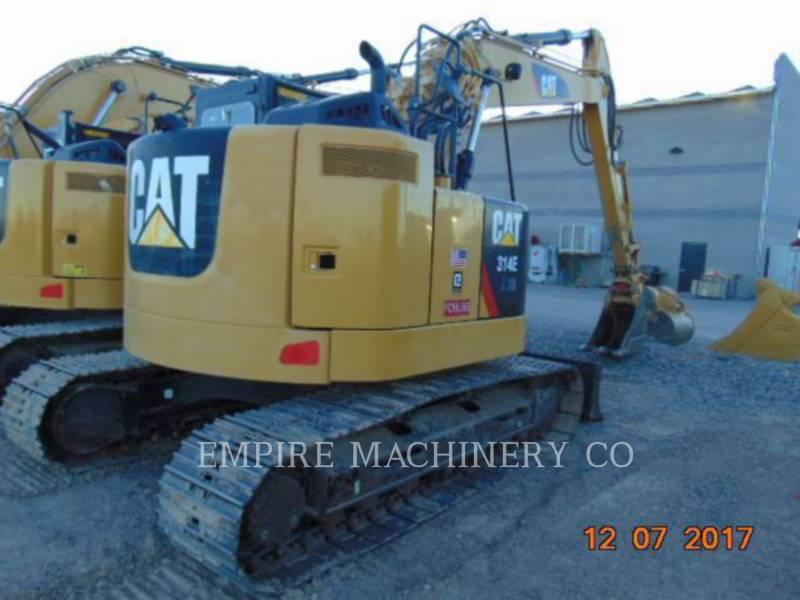CATERPILLAR KOPARKI GĄSIENICOWE 314E LCR P equipment  photo 2