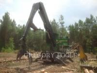 Equipment photo JOHN DEERE 437D FORESTRY - LOG LOADERS 1