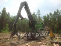 Equipment photo JOHN DEERE 437D FORESTRY - LOG LOADERS 1