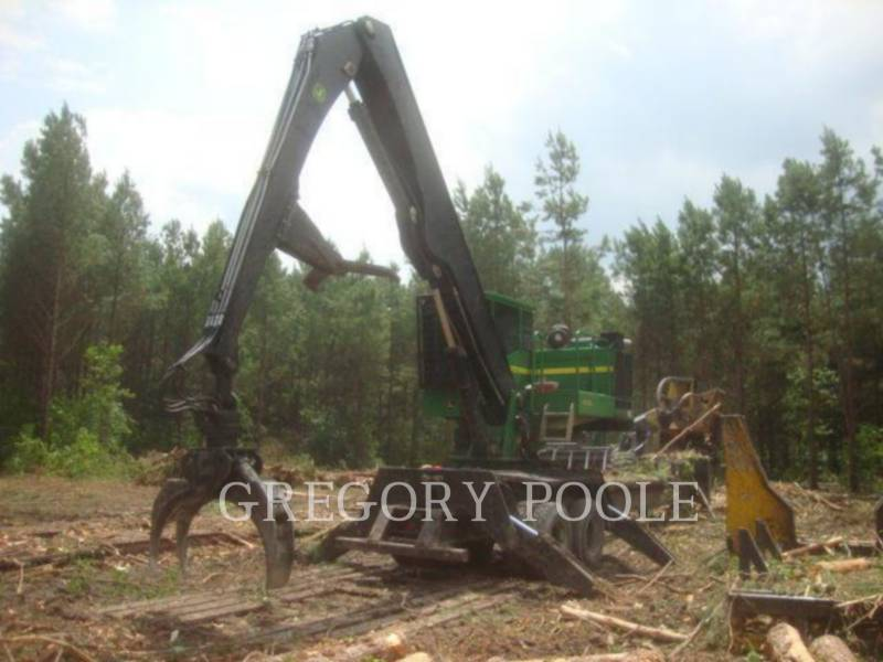 JOHN DEERE FORESTRY - LOG LOADERS 437D equipment  photo 1