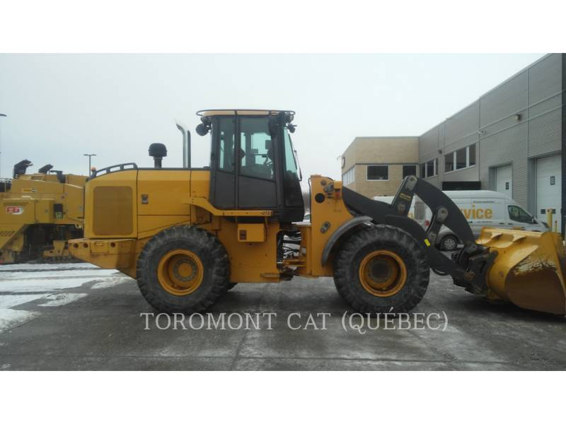 JOHN DEERE CARGADORES DE RUEDAS 624K equipment  photo 2