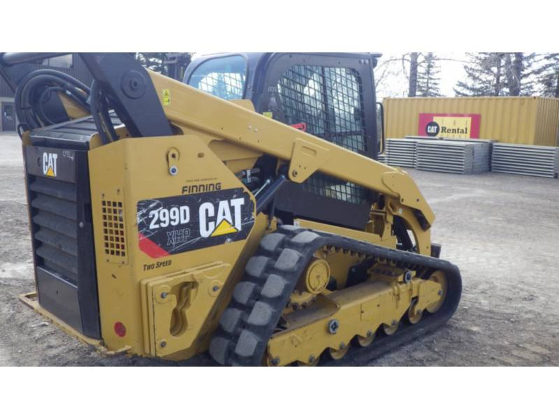 CATERPILLAR DELTALADER 299DXHP equipment  photo 6