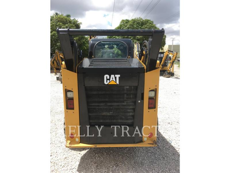 CATERPILLAR MINICARREGADEIRAS 262D equipment  photo 4