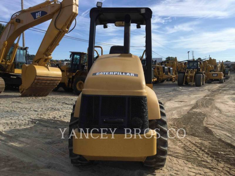 CATERPILLAR TRILLENDE ENKELE TROMMEL OPVULLING CP-433E equipment  photo 3