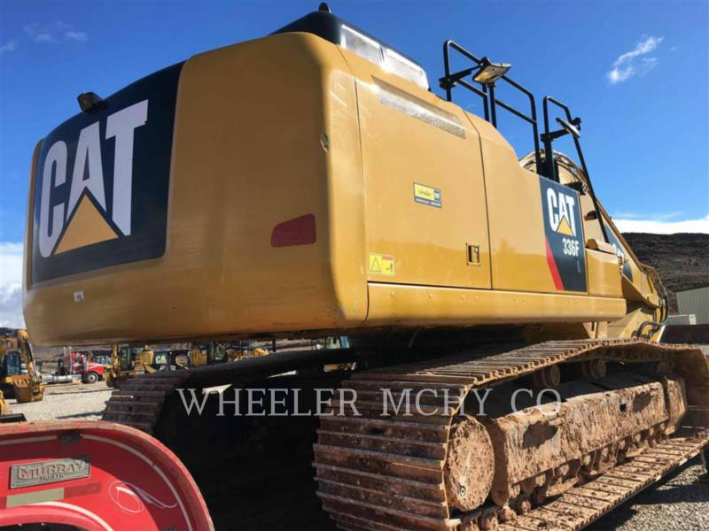 CATERPILLAR KOPARKI GĄSIENICOWE 336F L CF equipment  photo 6