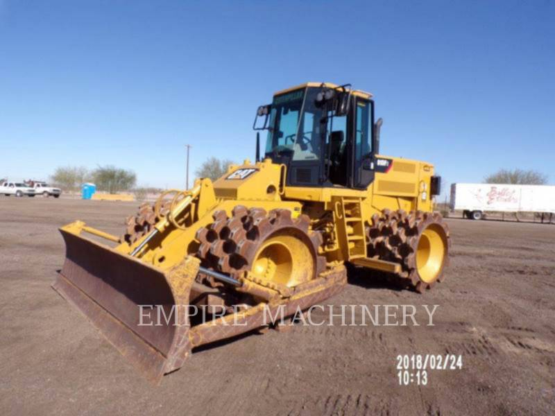 CATERPILLAR COMPACTADORES 815FII equipment  photo 1